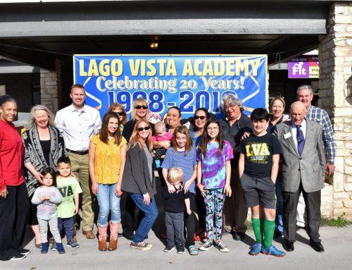 Lago Vista Academy 20 Year Anniversary